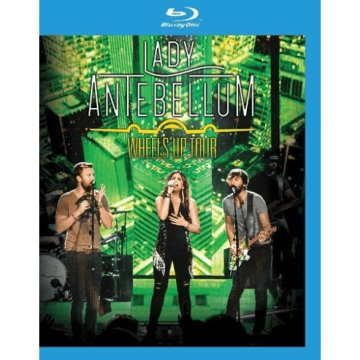 Wheels Up Tour Blu-ray