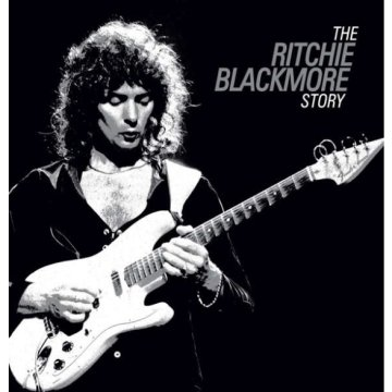The Ritchie Blackmore Story DVD+CD