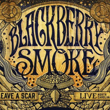 Leave a Scar - Live North Carolina CD+DVD