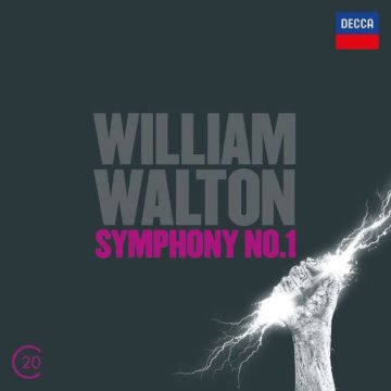 William Walton - Symphony No.1 CD