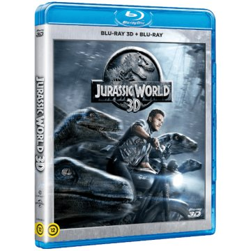 Jurassic World 3D Blu-ray+Blu-ray