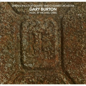 Seven Songs for Quartet and Chamber Orchestra LP
