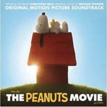 The Peanuts movie (Snoopy és Charlie Brown - A Peanuts Film) CD