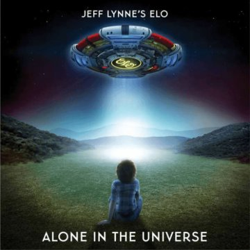 Jeff Lynne's ELO - Alone In The Universe LP