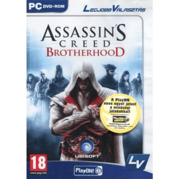Assassin's Creed Brotherhood LV PC