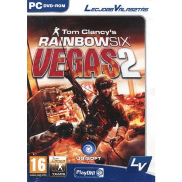 Rainbow Six: Vegas 2 LV PC