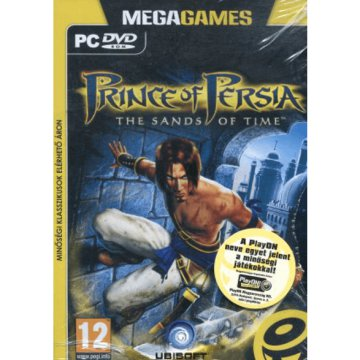 Prince of Persia: The Sands of time (MegaGames) PC