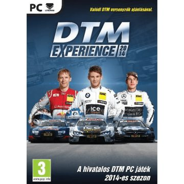 DTM Experience 2014 PC