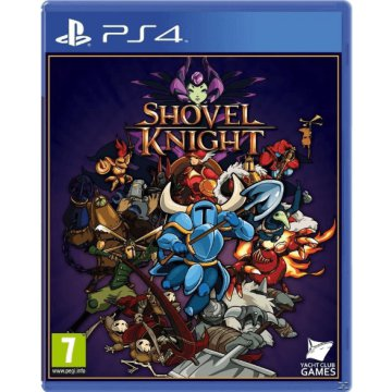 Shovel Knight PS4