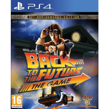 Back to the future (30th Anniversary Edition) PS4