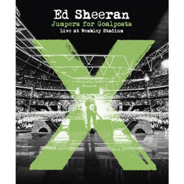 Jumpers for Goalposts - Live at Wembley Stadium Blu-ray