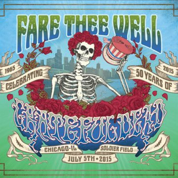 Fare Thee Well (Celebrating 50 Years) CD+Blu-ray