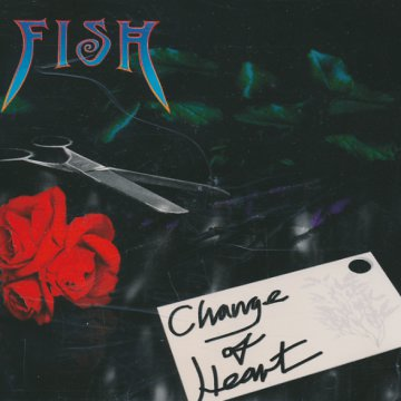 Change of Heart Maxi CD