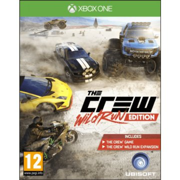 The Crew: Wild Run (Xbox One)