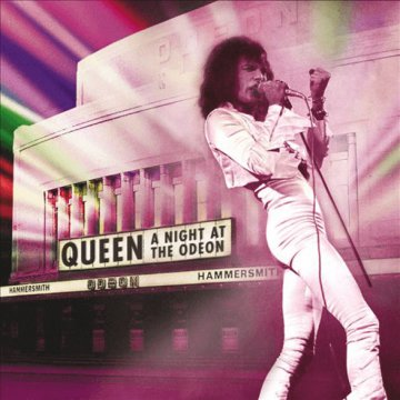 A Night at the Odeon - Hammersmith 1975 (Limited Deluxe Version) CD+Blu-ray