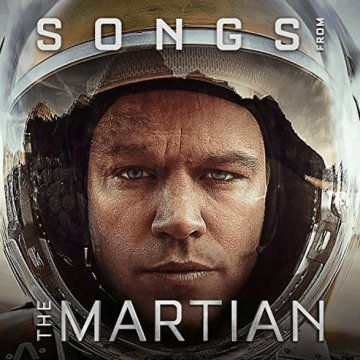 Songs From The Martian (Mentőexpedíció) CD