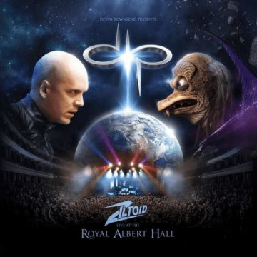 Ziltoid Live at the Royal Albert Hall CD+DVD