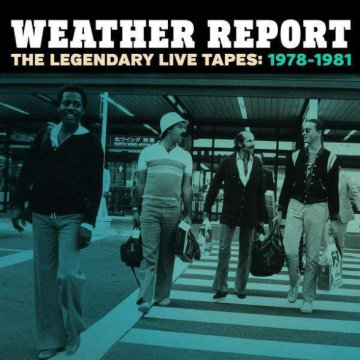The Legendary Live Tapes 1978-1981 CD