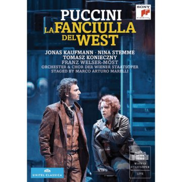 La Fanciulla del West DVD