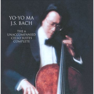 Bach - The 6 Unaccompanied Cello Suites Complete LP