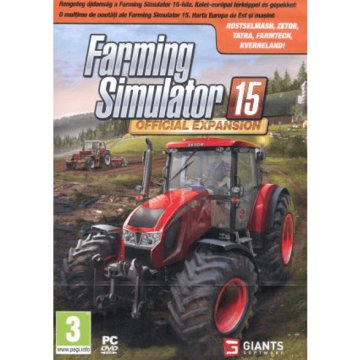 Farming Simulator 15 Gold Expansion (PC)