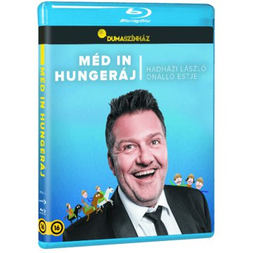 Méd in Hungeráj Blu-ray
