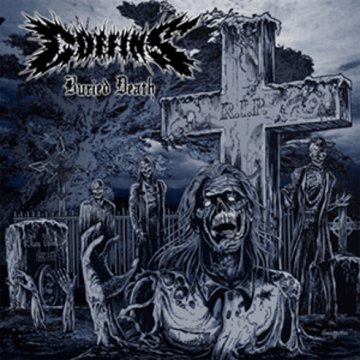 Buried Death CD