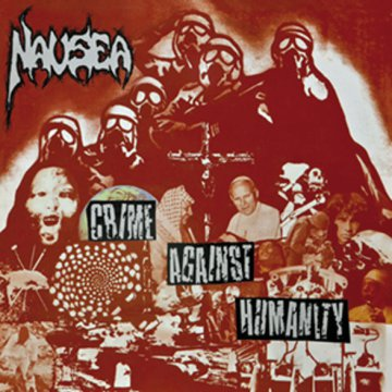Crime Against Humanity (Reissue) CD