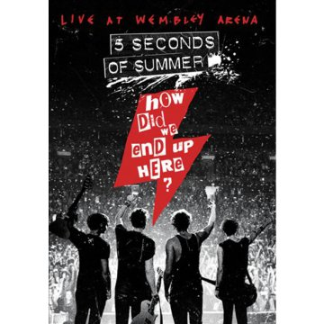 How Did We End Up Here? - Live at Wembley Arena DVD