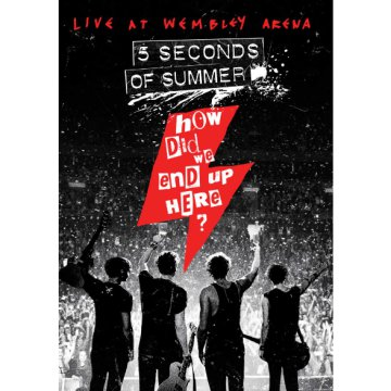 How Did We End Up Here? - Live at Wembley Arena Blu-ray