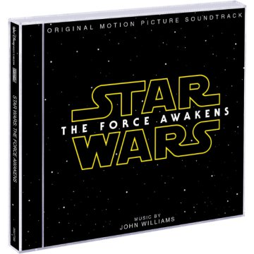 Star Wars - The Force Awakens (Star Wars - Az ébredő erő) CD