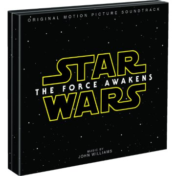 Star Wars - The Force Awakens (Star Wars - Az ébredő erő) (Deluxe Edition) CD