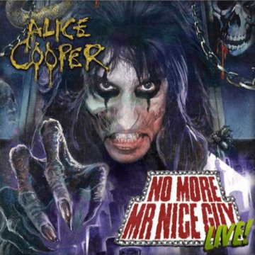No More Mister Nice Guy - Live At Halloween LP