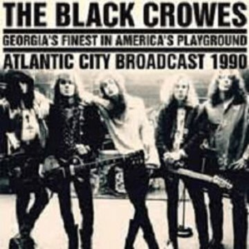 Georgia's Finest In America's Playground - Atlantic City Broadcast, 1990 LP