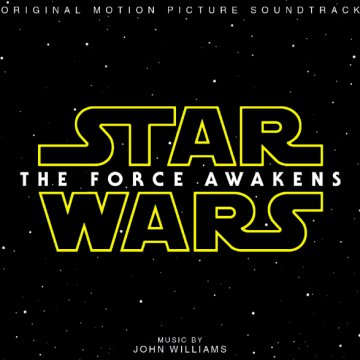 Star Wars - The Force... (Original Motion Picture Score) (Csillagok háborúja - Az ébredő Erő) CD
