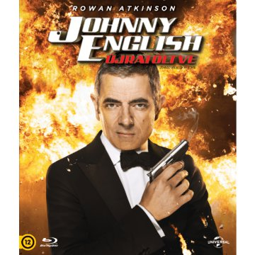 Johnny English újratöltve Blu-ray