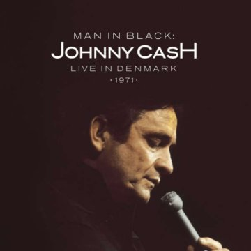 Man in Black - Live in Denmark 1971 CD