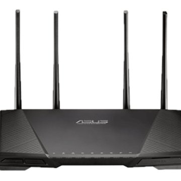 RT-AC3200 Tri-Band gigabit wireless router