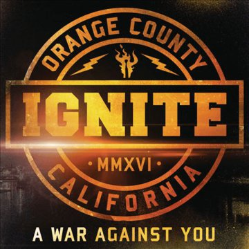 A War Against You CD
