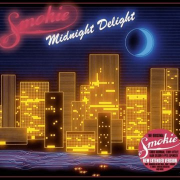 Midnight Delight (New Extended Version) CD