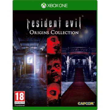 Resident Evil Origins Collection Xbox One
