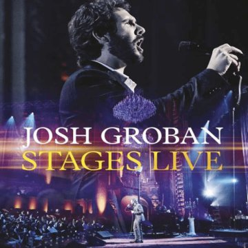 Stages Live CD+Blu-ray