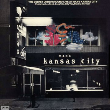 Live At Max's Kansas City (Remastered) CD