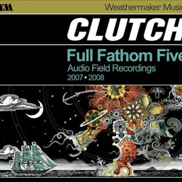Full Fathom Five - Audio Field Recordings 2007-2008 CD