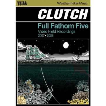 Full Fathom Five - Audio Field Recordings 2007-2008 DVD