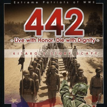 442 - Extreme Patriots of WWII - Kitaro's Story Scape CD