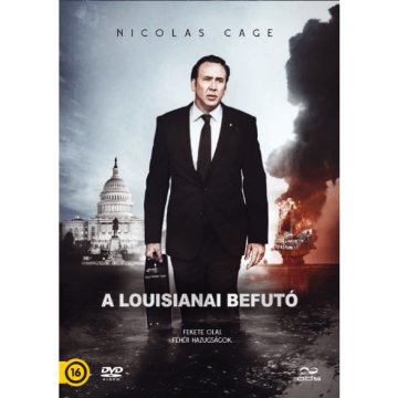 A louisianai befutó DVD