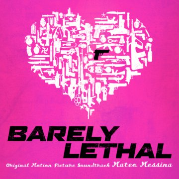 Barely Lethal (Original Motion Picture Soundtrack) (Gyilkos Gimi) CD
