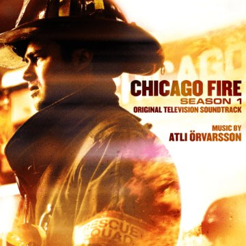 Chicago Fire Season 1 (Original Television Soundtrack) (Lángoló Chicago) CD