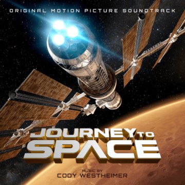 Journey to Space (Original Motion Picture Soundtrack) CD